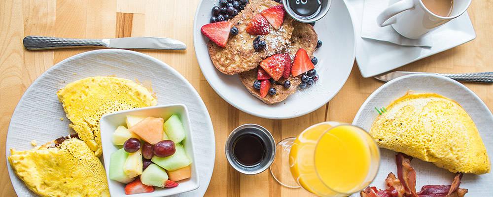 Gastronomy Breakfast